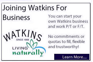 Join Watkins for Business or as a Customer